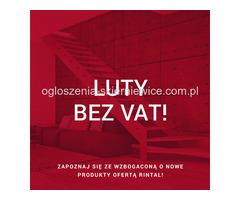 RINTAL Schody - LUTY BEZ VAT