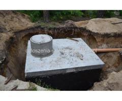 zbiorniki betonowe ekologiczne