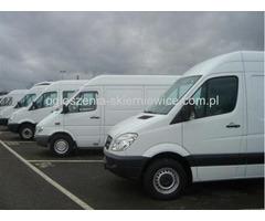 Transport, przewóz rzeczy Belgia Skierniewice