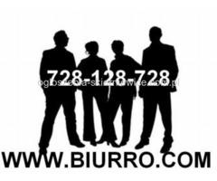 Biurro.com 728-128-728 Spółki Bez Zobowiązań