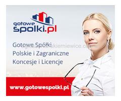 Sprzedam spółkę z Licencją na spedycje i transport 603557777